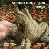 GRUZ SERGIO -TRIO-  - CD INDIOS