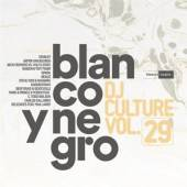 VARIOUS  - 2xCD BLANCO Y NEGRO DJ CULTURE 29