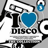 VARIOUS  - 2xCD I LOVE DISCO VOL. 3