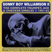 WILLIAMSON II SONNY BOY  - 2xCD COMPLETE TRUMPET, ACE &..