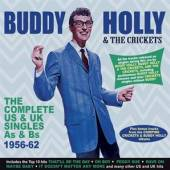 HOLLY BUDDY & CRICKETS  - 2xCD COMPLETE US & UK..