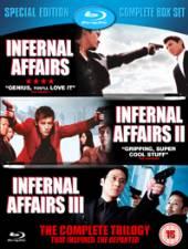FEATURE FILM  - BR INFERNAL AFFAIRS ..