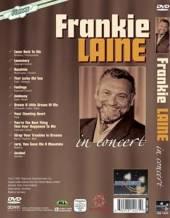 LAINE FRANKIE  - DVD IN CONCERT