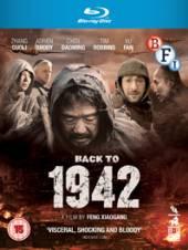 MOVIE  - BRD BACK TO 1942 [BLURAY]