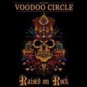 VOODOO CIRCLE  - VINYL RAISED ON ROCK..