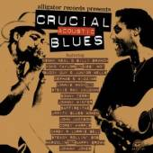 VARIOUS  - CD CRUCIAL ACOUSTIC BLUES