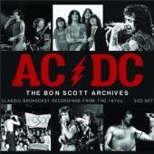 AC/DC  - 3xCD The Bon Scott Archives (3cd)