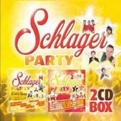 VARIOUS  - 2xCD SCHLAGERPARTY 1&2