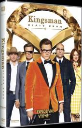 FILM  - DVD KINGSMAN: ZLATY KRUH DVD