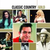 VARIOUS  - CD GOLD-CLASSIC COUNTRY