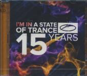 BUUREN ARMIN VAN  - 2xCD A STATE OF TRANCE: 15 YRS