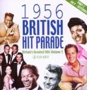 VARIOUS  - 4xCD 1956 BRITISH HIT PT 2