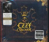 OSBOURNE OZZY  - CD MEMOIRS OF A MADMAN /BEST