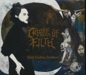 CRADLE OF FILTH  - CD TOTAL FUCKING DARKNESS