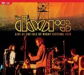 DOORS  - 2xCD+DVD Live at the..