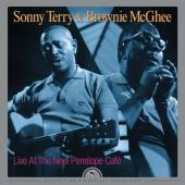 TERRY SONNY & BROWNIE MCGHEE  - VINYL LIVE AT THE NE..