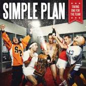 SIMPLE PLAN  - CD TAKING ONE FOR THE TEAM