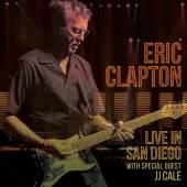 CLAPTON ERIC  - DVD LIVE IN SAN DIEG..