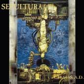 SEPULTURA  - 2xCD CHAOS A.D. (EXPANDED EDITION)