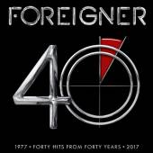 FOREIGNER  - 2xCD 40