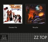 ZZ TOP  - 2xCD GREATEST HITS / RECYCLER