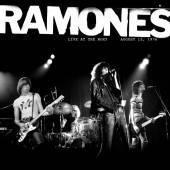 RAMONES  - VINYL LIVE AT THE RO..