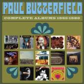 BUTTERFIELD BLUES BAND  - CD COMPLETE ALBUMS 1965-1980