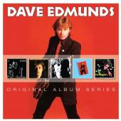 DAVE EDMUNDS  - 5xCD ORIGINAL ALBUM SERIES