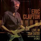 CLAPTON ERIC  - 2xCD LIVE IN SAN DIE..