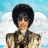 PRINCE  - CD ART OFFICIAL AGE