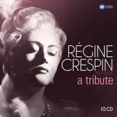 CRESPIN REGINE  - 10xCD PORTRAIT - REL..