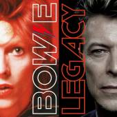 BOWIE DAVID  - CD LEGACY (THE VERY BEST OF DAVID BOWIE)
