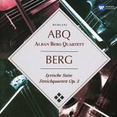 ALBAN BERG QUARTETT  - CD BERG: LYRIC SUITE..