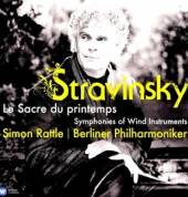 BERLINER PHILHARMONIKER / SIR  - VINYL STRAVINSKY: TH..