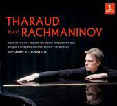 THARAUD ALEXANDRE/LIVERPOOL PH..  - CD RACHMANINOV: THAR..