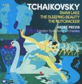 PREVIN ANDRE  - 7xCD TCHAIKOVSKY: TH..