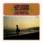 JOBIM ANTONIO CARLOS  - CD LOVE STRINGS & JOBIM