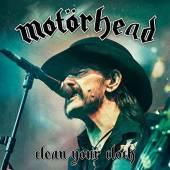 MOTORHEAD  - CD CLEAN YOUR CLOCK