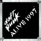 DAFT PUNK  - VINYL ALIVE 1997 LP