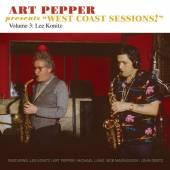 PEPPER ART  - CD ART PEPPER PRESEN..