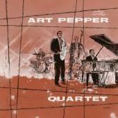 PEPPER ART  - CD THE ART PEPPER QUARTET