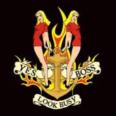 YES BOSS  - CD LOOK BUSY