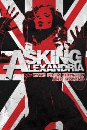 ASKING ALEXANDRIA  - CD LIVE FROM BRIXTON AND..