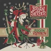 SETZER BRIAN -ORCHESTRA-  - CD ROCKIN' RUDOLPH