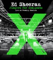 SHEERAN E.  - BRD JUMPERS FOR GOALPOSTS LIVE [BLURAY]