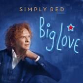 SIMPLY RED  - CD BIG LOVE