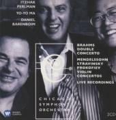 PERLMAN ITZHAK/CHICAGO SYMPHO  - 2xCD ERATO & TELDEC RECORDINGS