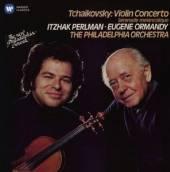 PERLMAN ITZHAK/PHILADELPHIA O  - CD TCHAIKOVSKY: VIOL..