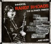 VARIOUS  - CD IMMORTAL RANDY RHOADS/THE ULTIMATE