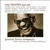CHARLES RAY  - 2xCD+DVD GENIUS LOVE..